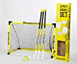Floorball / Unihockey Street Hockey Set von Realstick