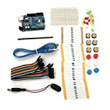 Bluelover Uno R3 Mit Mini Breadboard Led Jumper Widerstand Kit Für Basic Arduino Starter