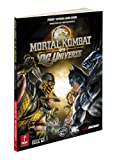 Mortal Kombat vs. DC Universe: Prima Official Game Guide: Prima's Official Game Guide (Prima Official Game Guides)