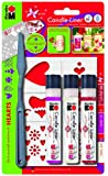 Marabu 180500080 - Candle - Liner Set Hearts