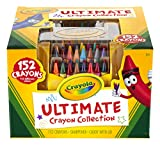 Crayola 52-0030-0-000 Ultimate Collection Crayons Buntstifte-Set (152-teilig)