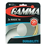 GAMMA Zo Magic 16 g Tennis Saite, natur