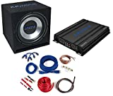 Crunch CBP1000 – Car Audio-Verstärker (Black, 50 – 250 Hz, 50 – 250 Hz, 0 – 12 DB, A/B, AC, RCA)