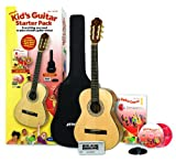 Alfred's Kid's Guitar Starter Pack Course 1: Everything You Need to Play Acoustic Guitar Today!:  Acoustic Edition