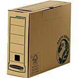 Bankers Box 4473102 Archivschachtel A4+ 100 mm, 20er Pack