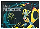 Undercover TFUV0962 - Freundebuch A5, Transformers