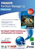 A K T I O N - Paragon Partition Manager 2011 Professional + GRATIS DVD Forbidden Kingdom