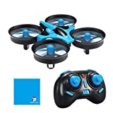 JJRC H36 MINI Drone 2.4G 4CH 6 Achsen-Gyro Headless Modus CF-Modus One Key Return RC Quadcopter RTF (Blau)