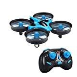 GEEDIAR® JJRC H36 MINI Drohne RC Quadcopter RTF 2.4G 4CH 6 Achsen-Gyro Headless Modus CF-Modus One Key Return