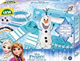 Lena 42005 - Strickset 2-in-1 Disney Frozen, türkis