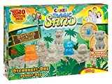 Craze 53189 - Magic Sand Dschungel-Box. Ca. 600g Sand