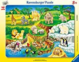 Ravensburger 06052 - Zoobesuch