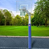 Sport-Thieme Basketballanlage Fair Play Silent, Korb Outdoor abklappbar, 180x105 cm