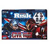 Risk: Captain America – Civil War Edition Game – Strategiespiel [UK Edition]