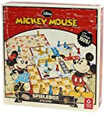 ASS Altenburger 22500201 - Mickey Mouse Spielesammlung, Retro Edition