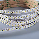 Mextronic LED Streifen LED Band LED Strip 3528 TUNABLE WHITE (2700-6500K)(H) 72W 500CM 24V IP20