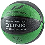 Pro Touch Dunk Basketball, Yellow/Blue, 5