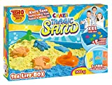 Craze 53011 - Magic Sand Sea Life-Box. Ca. 900g Sand