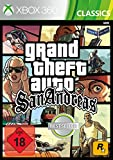 Grand Theft Auto: San Andreas - [Xbox 360]