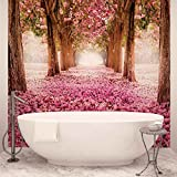 Fototapete Tapete ForWall Blumen Alle AF851P4 (254cm x 184cm) Photo Wallpaper Mural