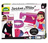 Lena 42004 - Bastelset Strickset Miley 3 in 1