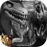 Zombie Fortress Dino (Kindle Tablet Edition)