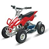 RV-Racing Kinderquad 49ccm Quad ATV Miniquad Kinder pocketbike pocketquad Rot
