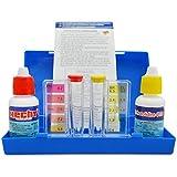 Hecht Brandneuer Profi Wassertester Chlor - Für eine perfekte Messung Ihrer...
