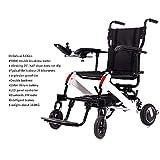 WXDP Selbstfahrend Elektrisches Auto für ältere Menschen mit Behinderungen Ältere...