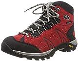Brütting Mount Bona High Damen Trekking- & Wanderstiefel, Rot, 39 EU