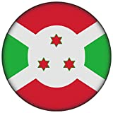 FanShirts4u Button/Badge/Pin - I Love BURUNDI Fahne Flagge (BURUNDI/Flagge)