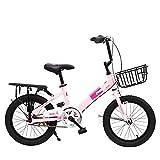 JYTFZD Yuchen- Fahrräder Schöne Außen Verkehrsmittel Fahrrad Indoor Kinderwagen Kleine...