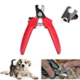 Knife beauty cut dog cat trim toe cut pet nail scissors