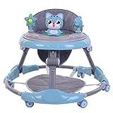 WSTERAO Lauflernhilfe Gehfrei Lauflernwagen Babywalker Klappbar Laufhilfe Kätzchen...