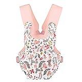 GAGAKU Puppentrage Baby Schultergurte Kreuzen Vorne und Hinten Puppenzubehör für Kinder 100%...