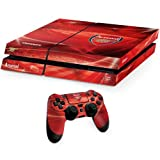 Arsenal F.C. PS4 Skin Bundle Offizielles Merchandise-Produkt