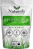 Spirulina Hawaii Tabletten - Premium Rohstoff Aus Hawaii - VEGAN – 500 Tabletten - In...