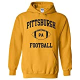 NA City Classic Football Arch American Football Team Sports Hoodie XXL