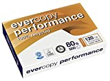 Clairefontaine 50067C Druckerpapier Evercopy Performance 120 CIE, Recycling Papier,...
