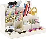 POPRUN Kinder Schreibtisch Organizer,Stiftehalter für Kinder,multifunktionaler...