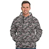 RQPPY Herren Unisex Hooded Sweat Sweatshirt Slim Fit Kapuzenpullover Sweatjacke Für Männer White XL