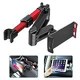 Tablet Halterung Auto, Verbesserte Universal Tablet Halter Kopfstütze, Verstellbarer...