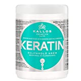 Kallos KJMN Creme mit Keratin & Milchproteine für trockenes, brüchiges und chemisch...