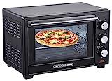 Mini Backofen 25 Liter | Pizza-Ofen | 3in1 Backofen | Minibackofen | Miniofen |...