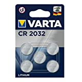 VARTA Batterien Electronics CR2032 Lithium Knopfzelle 3V Batterie 5er Pack Knopfzellen in...