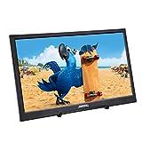 JOHNWILL tragbarer Monitor Zoll IPS-Bildschirm Full HD 1920 x 1080 Monitor tragbare...