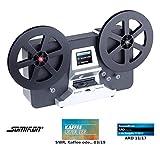 Somikon Filmscanner: HD-XL-Film-Scanner & -Digitalisierer für Super 8 & 8 mm, bis...
