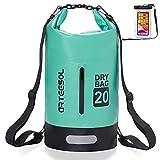 arteesol Dry Bag wasserdichte Tasche 5L/10L/20L/30L Wasserfester Beutel Packsack mit...