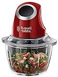 Russell Hobbs Mini Zerkleinerer Desire, Ein-Hand-Bedientaste, 500ml Glasbehälter inkl....