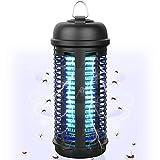 Inskondon Elektrischer Insektenvernichter 18W Innen Außen Gärten Insektenschutz,UV...